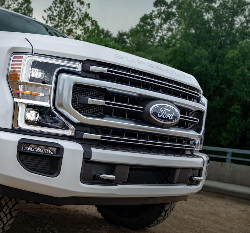 2021 Ford SuperDuty Power | South Bay Ford