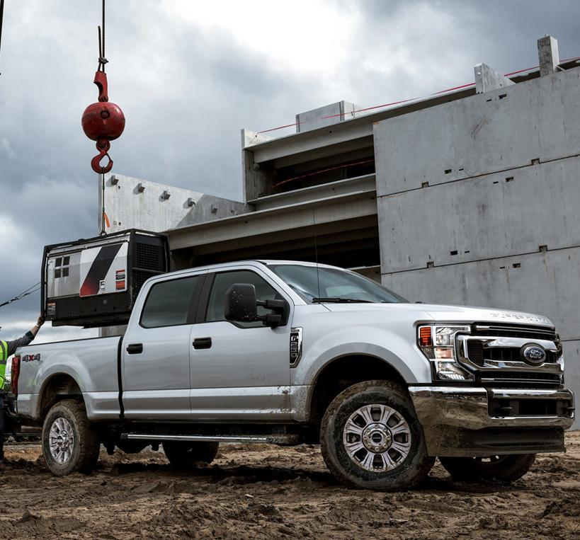 2021 Ford SuperDuty Capability | South Bay Ford