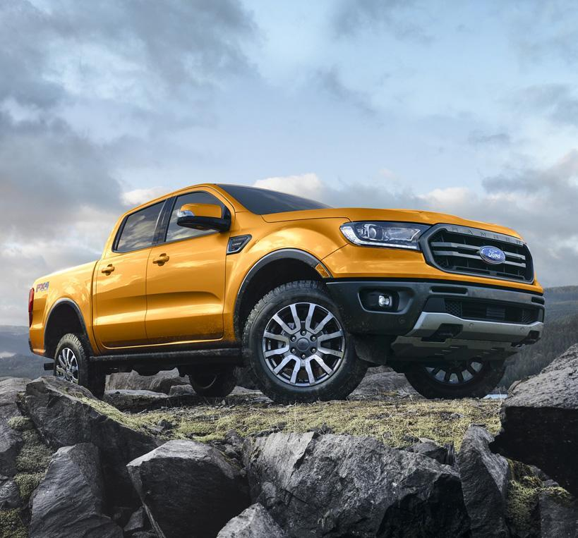 2021 Ford Ranger Overview | South Bay Ford