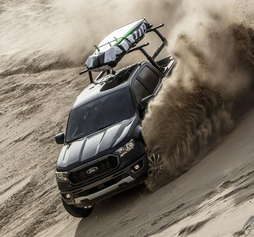 2021 Ford Ranger Adventure | South Bay Ford