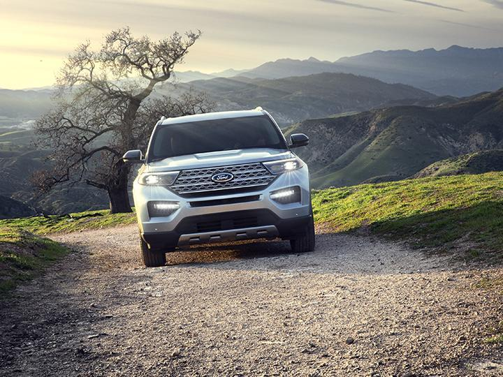 2020 Ford Explorer Hybrid | South Bay Ford