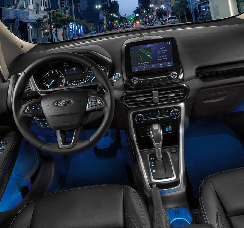 2021 Ford EcoSport Technology | South Bay Ford