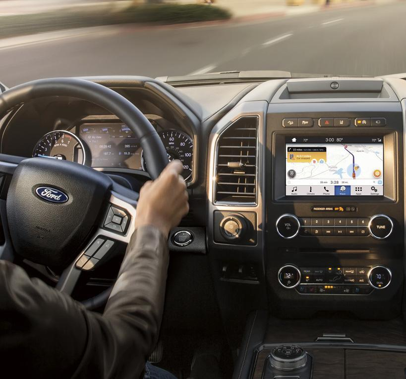 2021 Ford Expedition Technology | South Bay Ford