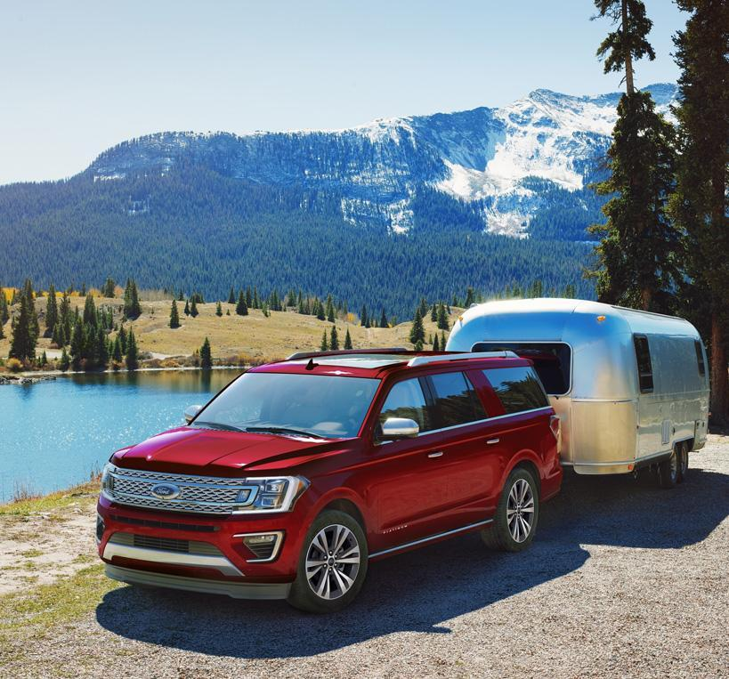 2021 Ford Expedition Overview | South Bay Ford