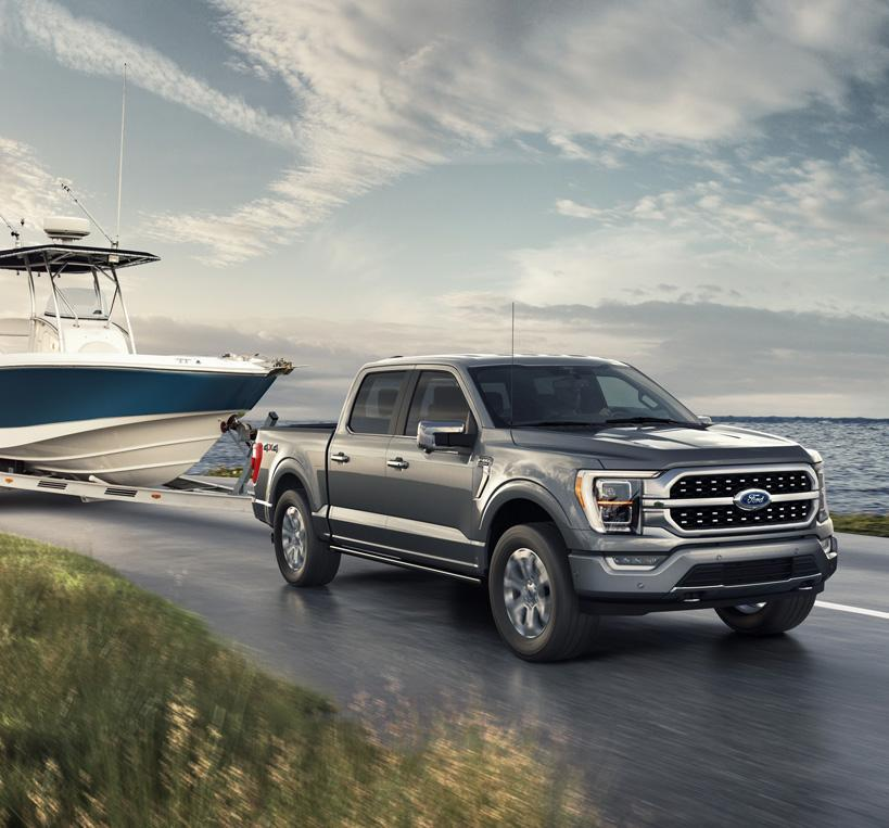 2021 Ford F-150 Overview | South Bay Ford