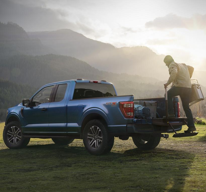 2021 Ford F-150 Tough | South Bay Ford
