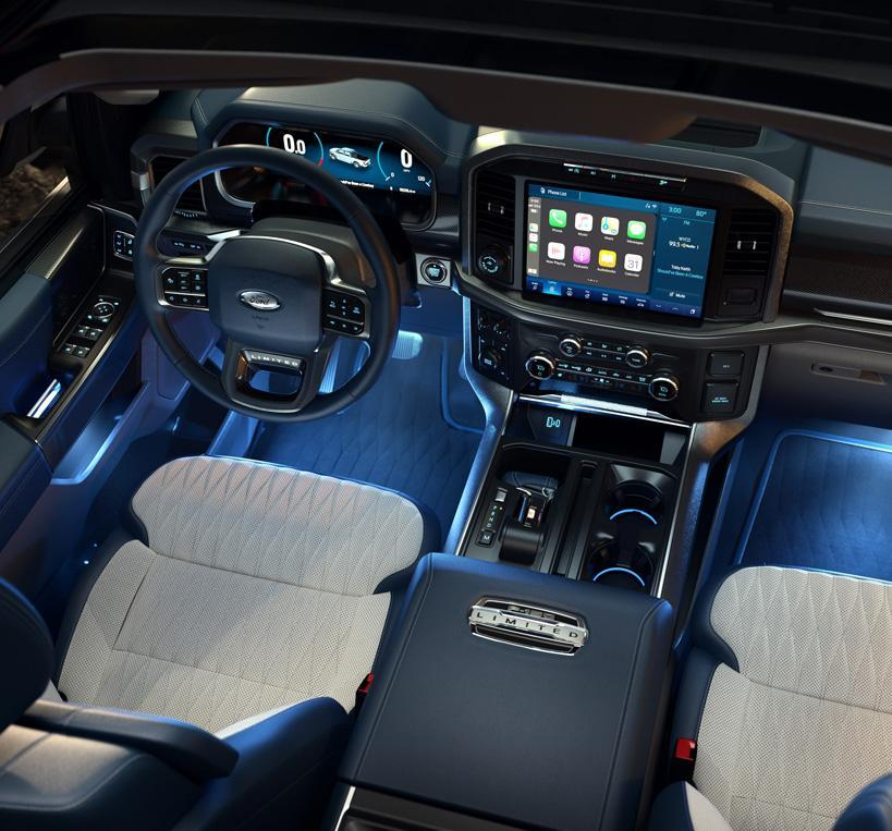 2021 Ford F-150 Technology | South Bay Ford