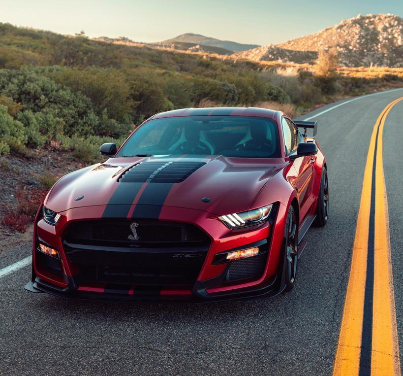 2021 Ford Mustang Overview | South Bay Ford