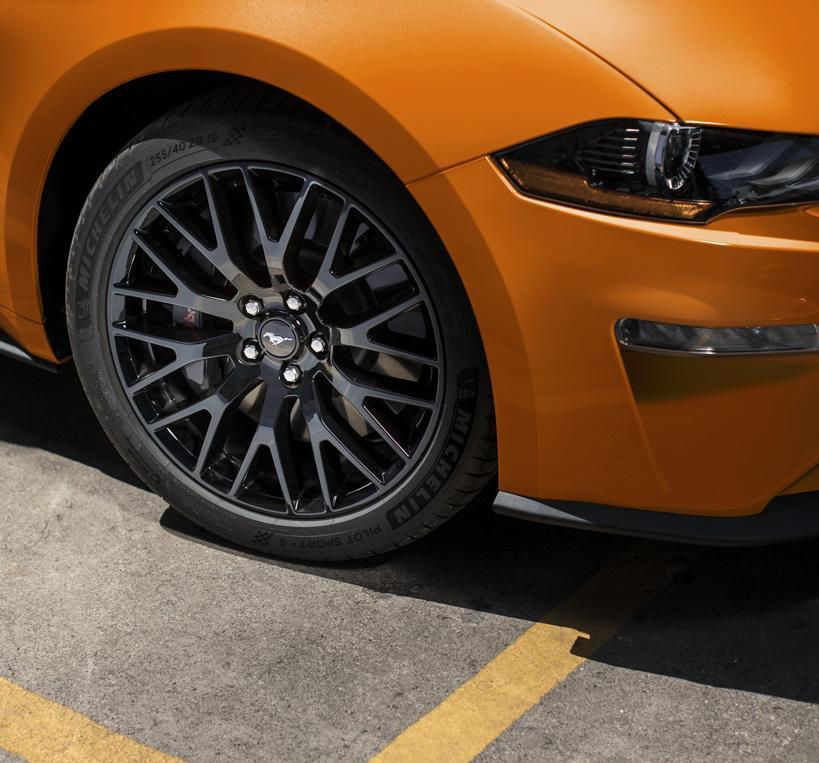 2021 Ford Mustang Design & Performance | South Bay Ford