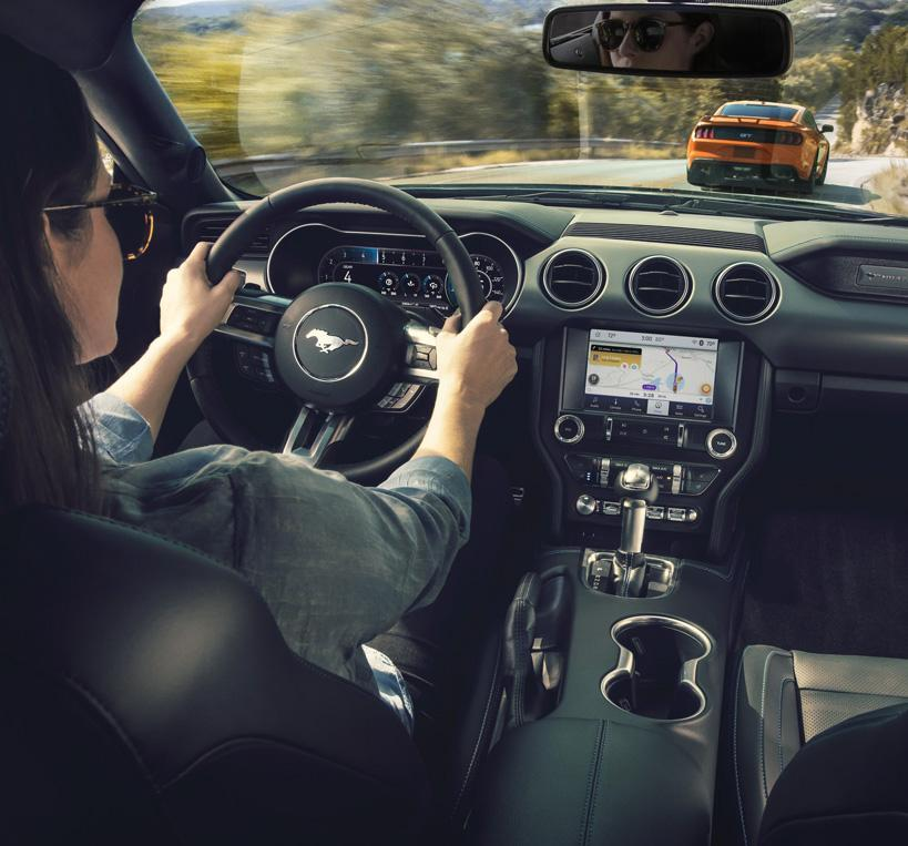 2021 Ford Mustang Technology | South Bay Ford