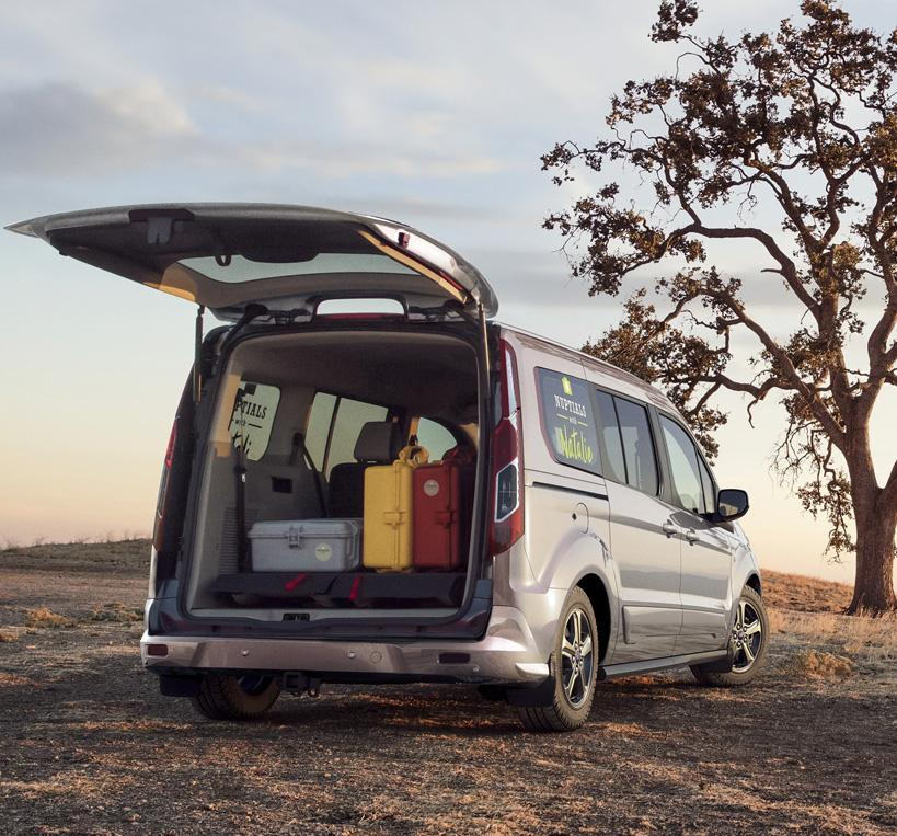 2021 Ford Transit Connect Features | South Bay Ford