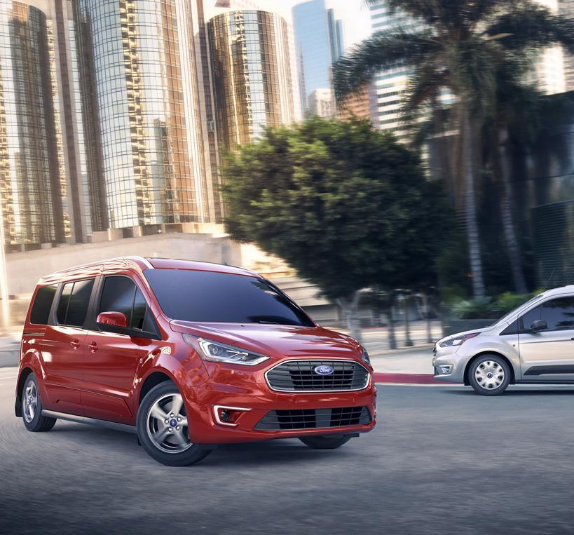2021 Ford Transit Connect Cargo Van | South Bay Ford