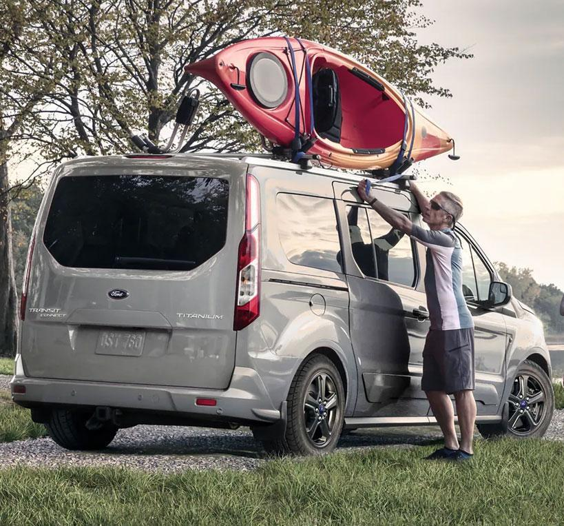 2022 Ford Transit Connect Overview | South Bay Ford