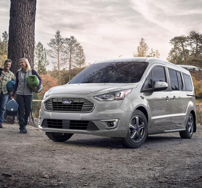 2022 Ford Transit Connect Cargo Van | South Bay Ford