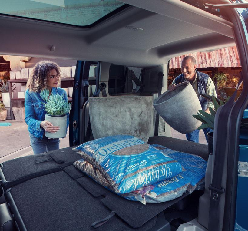 2022 Ford Transit Connect Features | South Bay Ford
