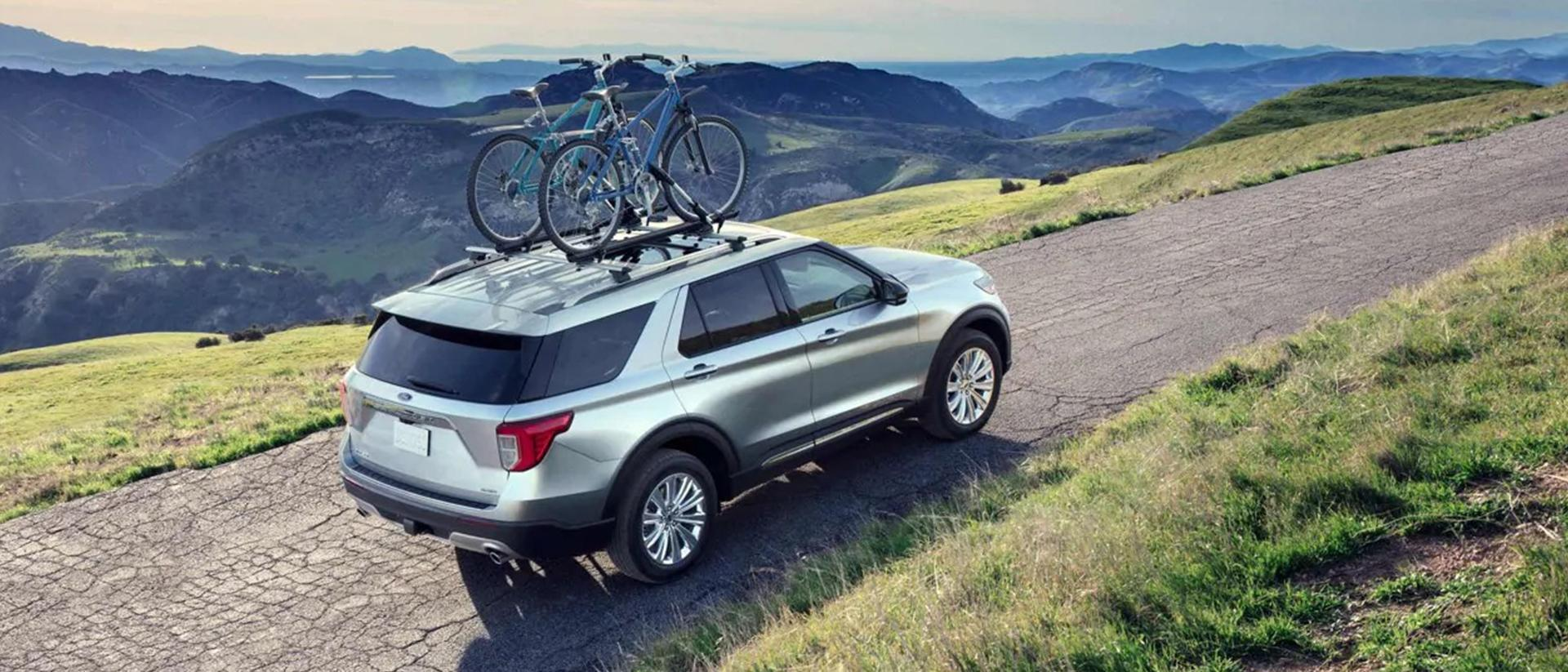 2021 Ford Explorer | South Bay Ford