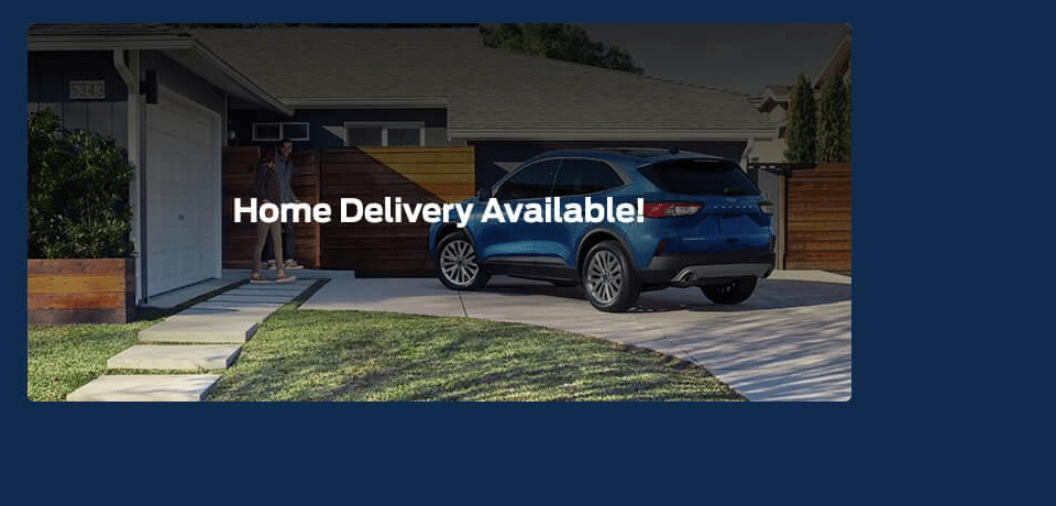 South Bay Ford - Home Delivery Available!