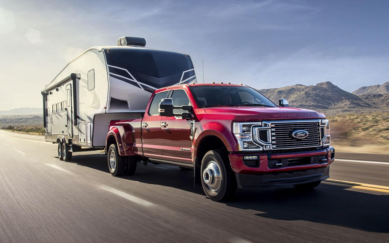 2022 Ford SuperDuty Overview | South Bay Ford