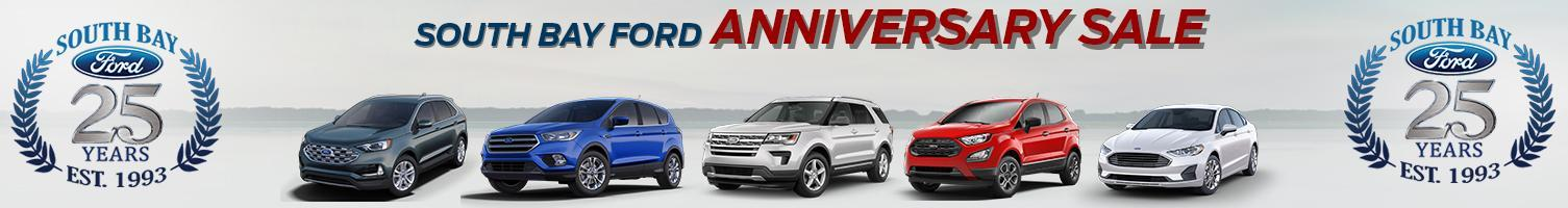 South Bay Ford Anniversary Sale
