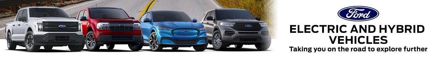 Ford Fuel Efficient Vehicles | South Bay Ford