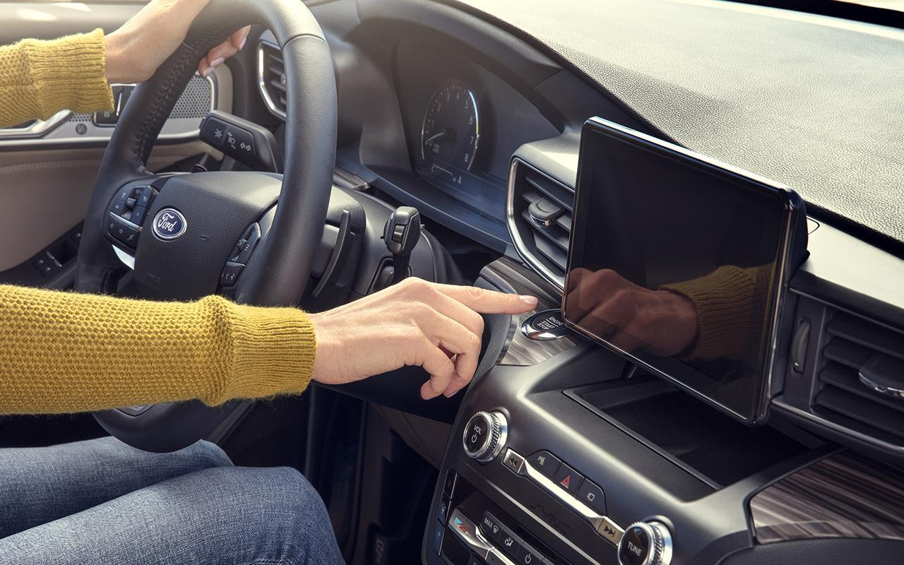 Test Drive at Home with the Ford Blue Advantage at South Bay Ford
