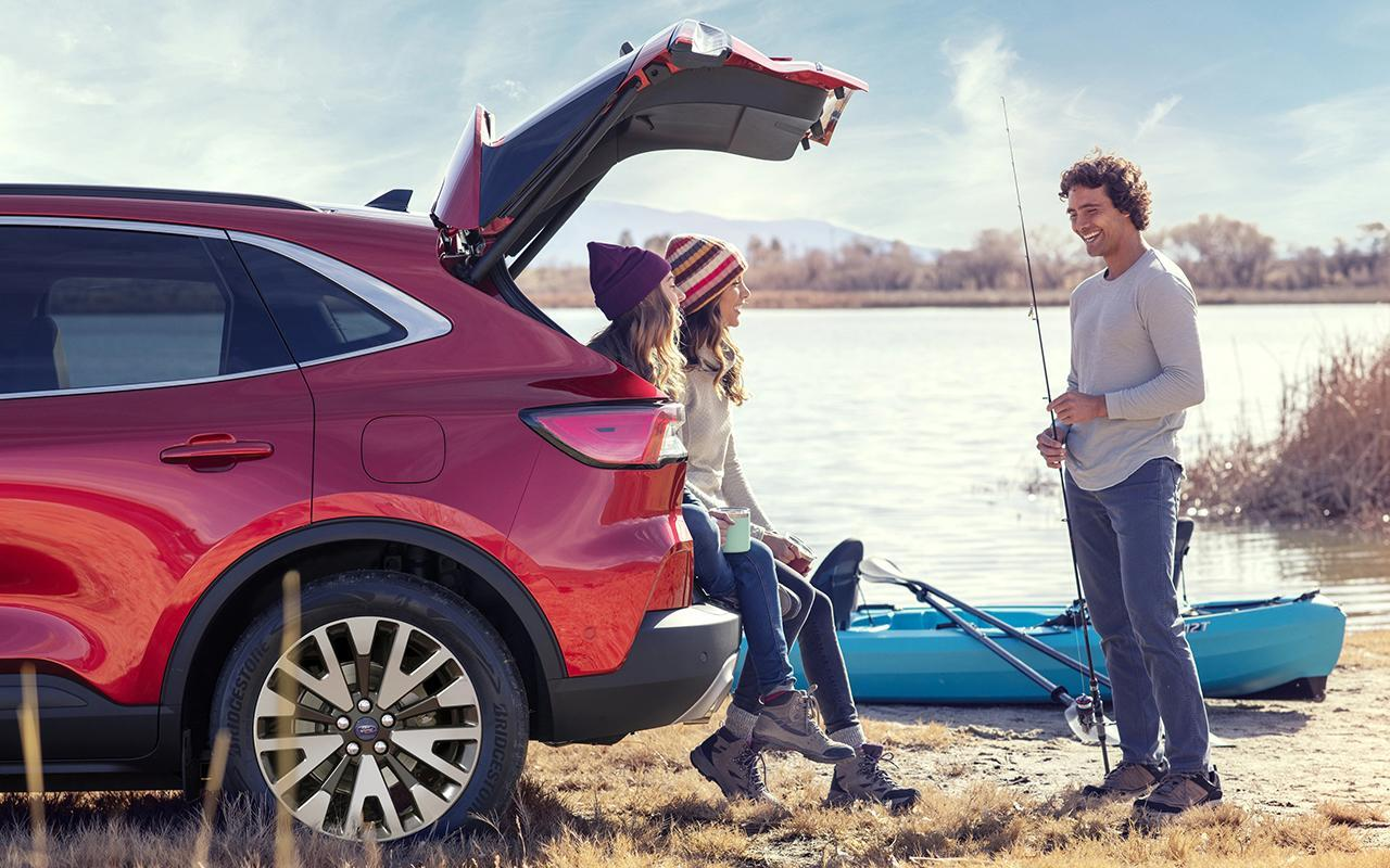 Exceptional Coverage Comes Standard with Ford Blue Advantage at South Bay Ford