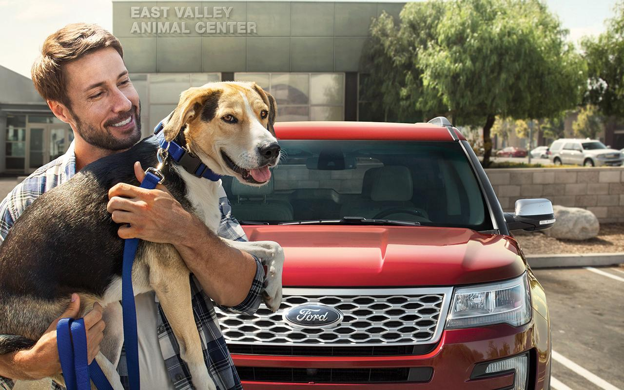 At Home Purchase & Delivery with Ford Blue Advantage at South Bay Ford