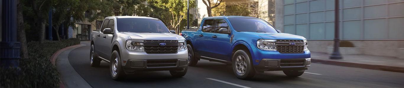 2022 Ford Maverick Truck   South Bay Ford