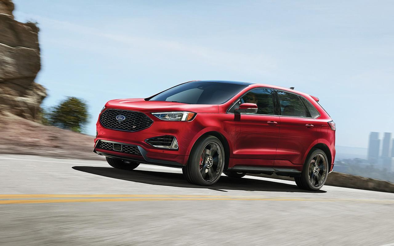 2021 Ford Edge ST | South Bay Ford