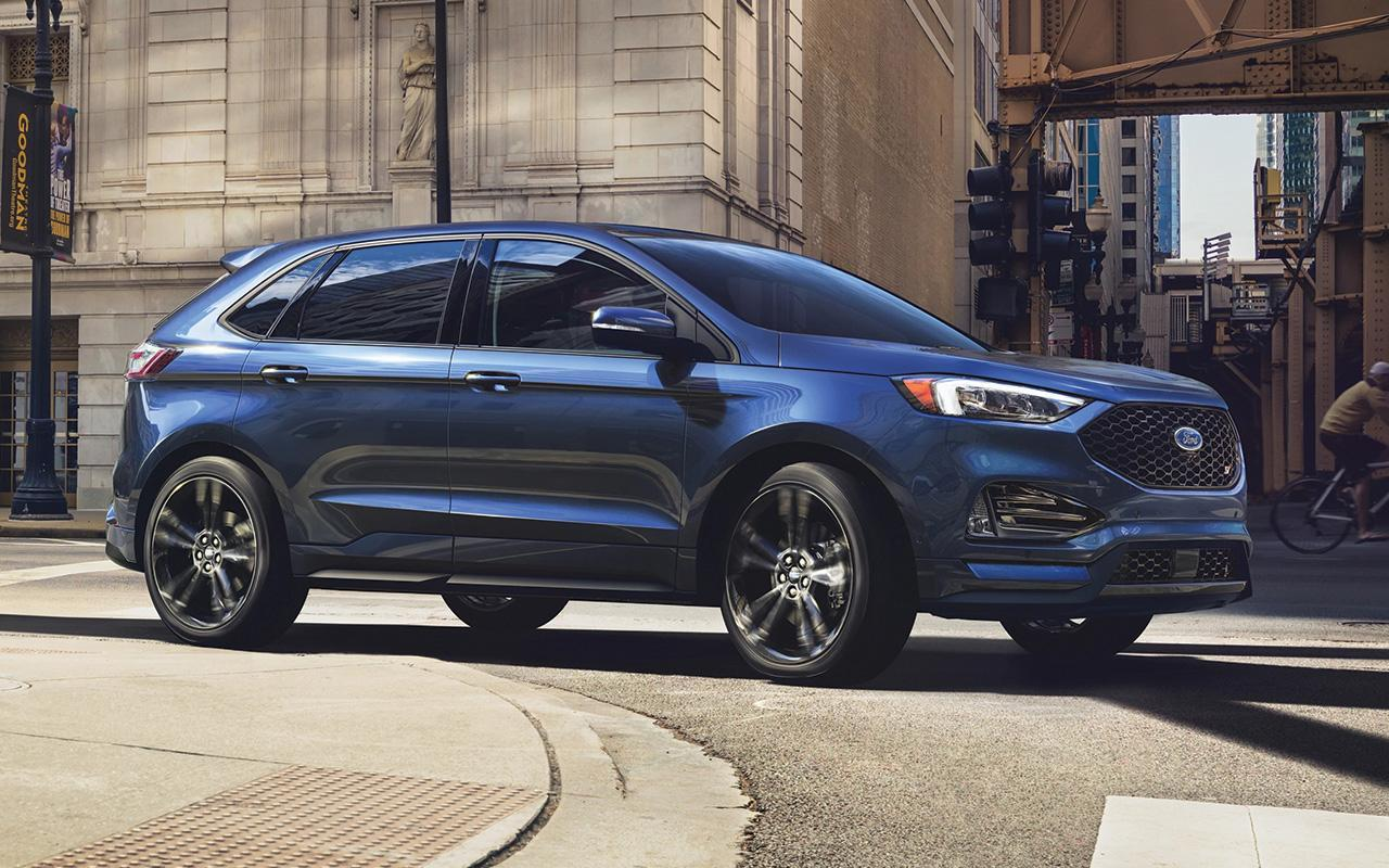 2021 Ford Edge Overview | South Bay Ford