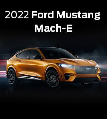 2022 Mustang Mach-E at South Bay Ford