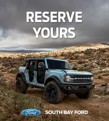 2021 Ford Bronco | South Bay Ford