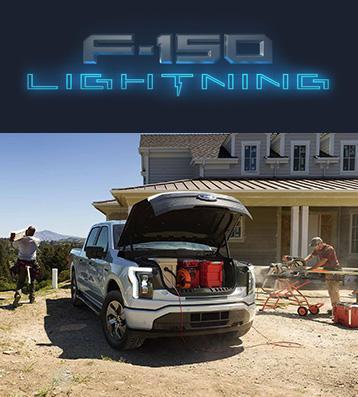 2022 Ford F-150 Lightning |  South Bay Ford