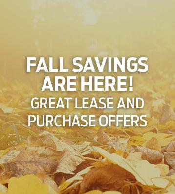 Fall Offers