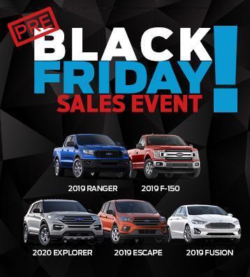 Pre Black Friday Sales Event!