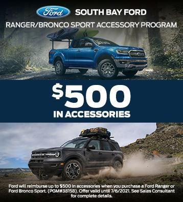 $500 Ranger Bronco