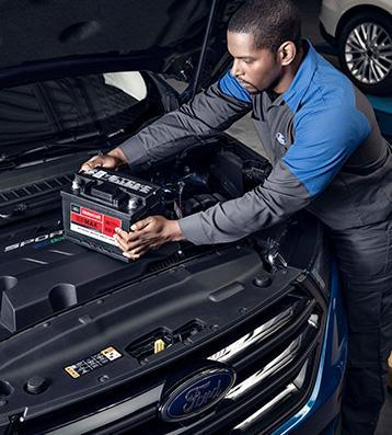 South Bay Ford Service Promotions | Battery Installation