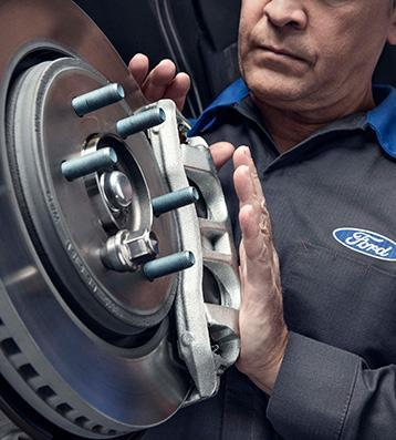 South Bay Ford Service Promotions | Rotor Installation