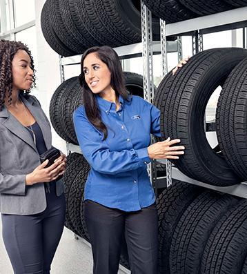 South Bay Ford Service Promotions | Tires