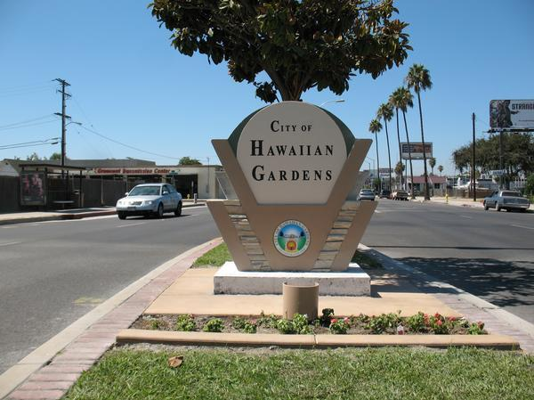 Hawaiian Gardens