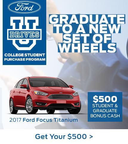 Ford Drives U