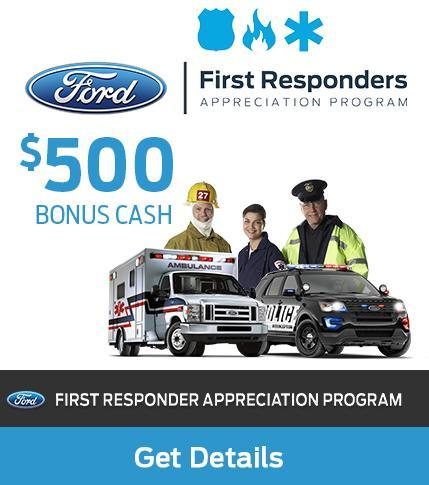First Repsonders Appreciation Cash