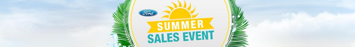 Summer Sales Events
