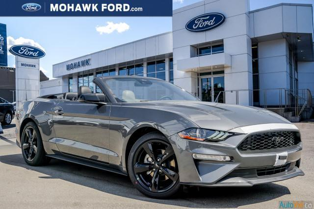 2021 Ford Mustang
