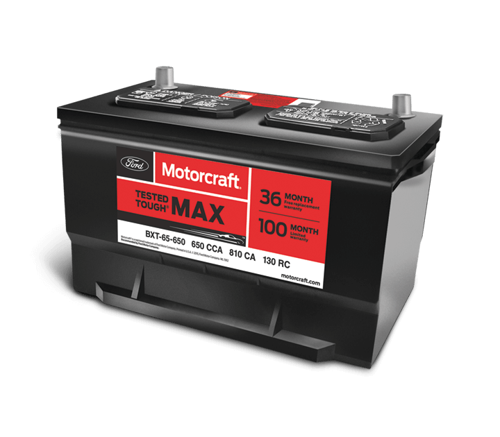 Motorcraft Battery Ford