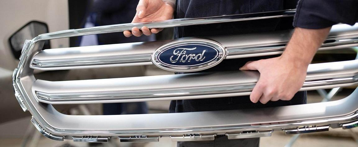Ford Order Parts at Todd Judy Family Dealerships