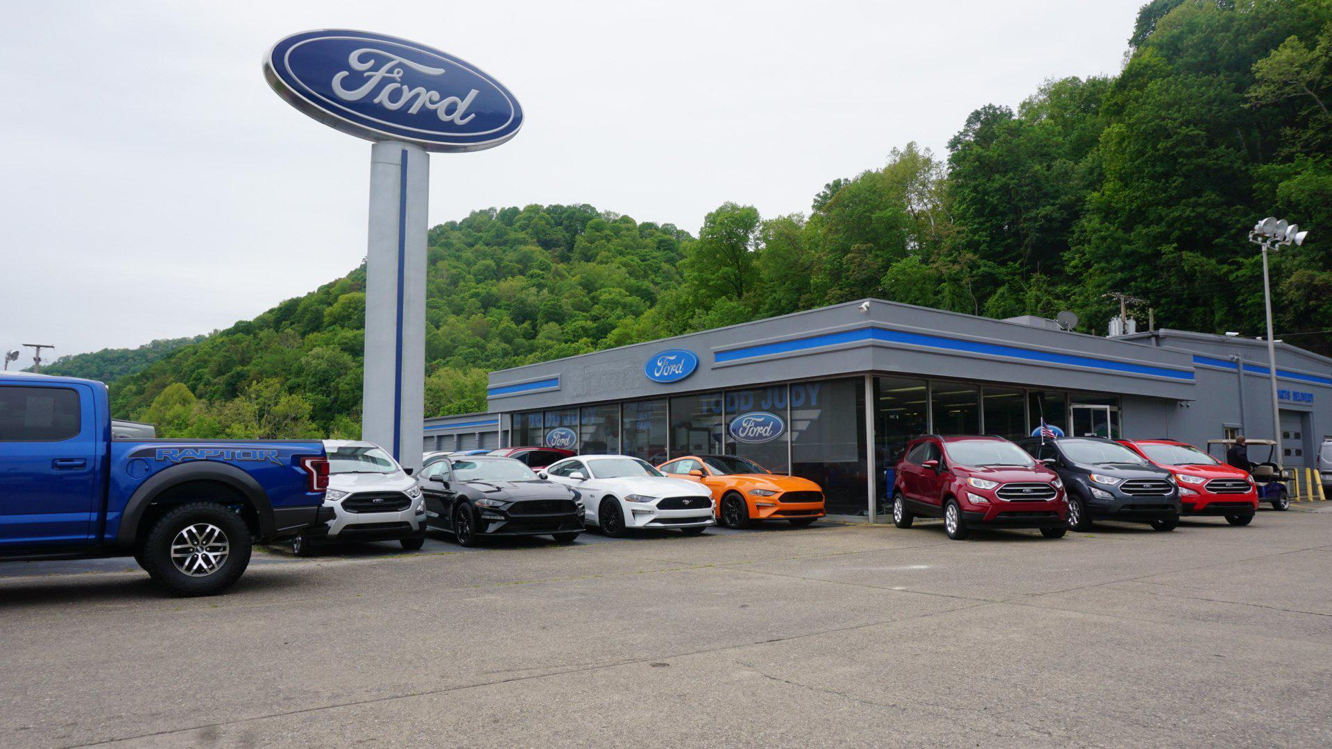 Todd Judy Ford Dealerships