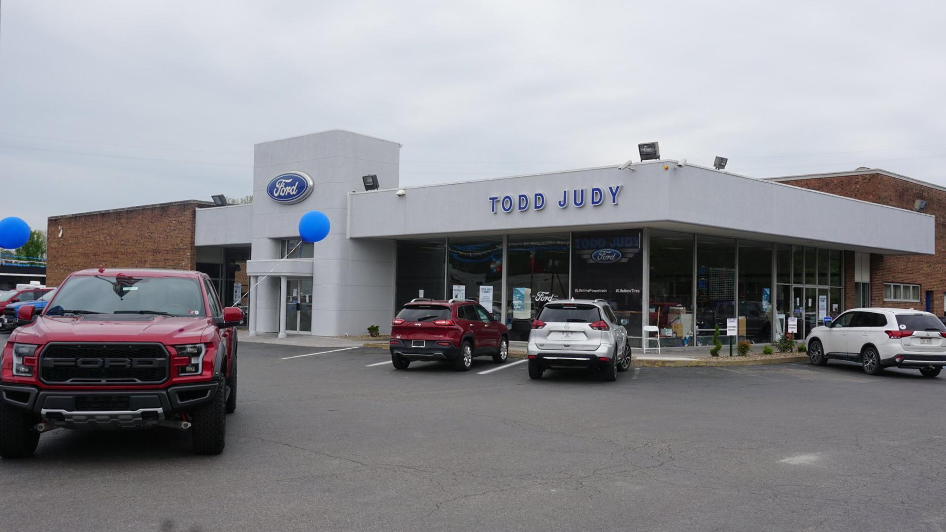 Todd Judy Ford Charleston