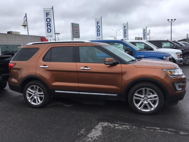 Dupont Ford Explorer Limited 2017