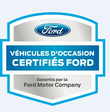 Véhicules certifiés Dupont Ford